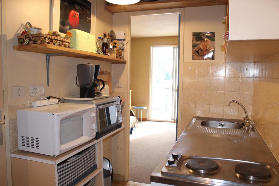 Vacaciones en montaña Apartamento 2 piezas para 5 personas (IS1226X) - Résidence les Issarts  - Superdévoluy - Camas superpuestas