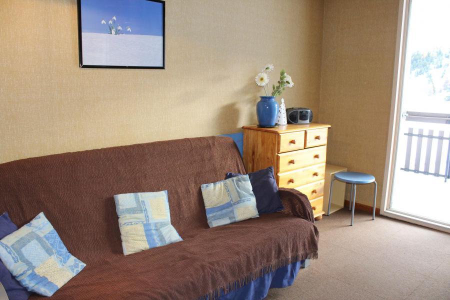 Vacaciones en montaña Apartamento 2 piezas para 5 personas (IS1226X) - Résidence les Issarts  - Superdévoluy - Sofá-cama