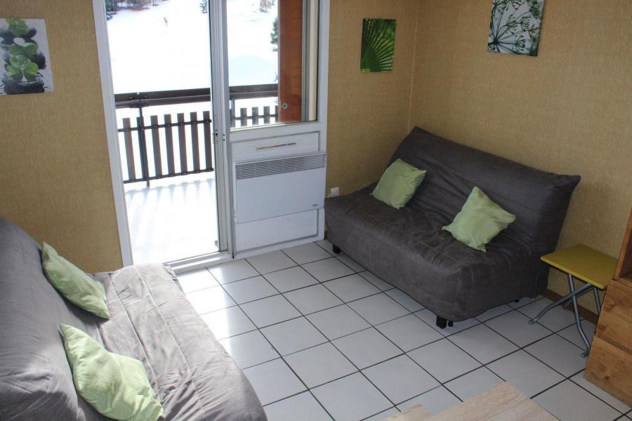 Vacaciones en montaña Apartamento 2 piezas para 5 personas (IS1227X) - Résidence les Issarts  - Superdévoluy - Sofá-cama