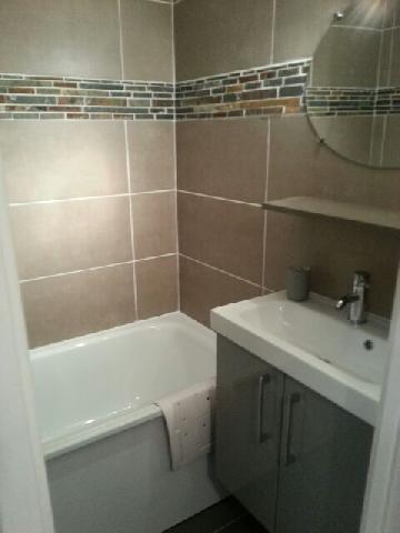 Vacaciones en montaña Apartamento 2 piezas para 8 personas (IS0212X) - Résidence les Issarts  - Superdévoluy - Cuarto de baño