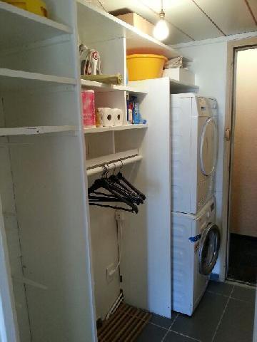 Vacaciones en montaña Apartamento 2 piezas para 8 personas (IS0212X) - Résidence les Issarts  - Superdévoluy - Lavaropa