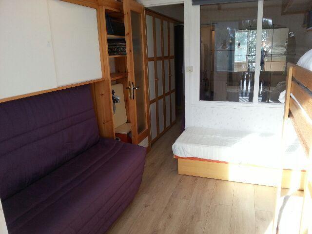 Vacaciones en montaña Apartamento 2 piezas para 8 personas (IS0212X) - Résidence les Issarts  - Superdévoluy - Sofá-cama