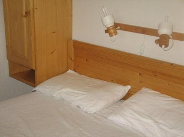 Holiday in mountain resort 2 room apartment cabin 4 people (19) - Résidence les Jardins Alpins - Saint Gervais