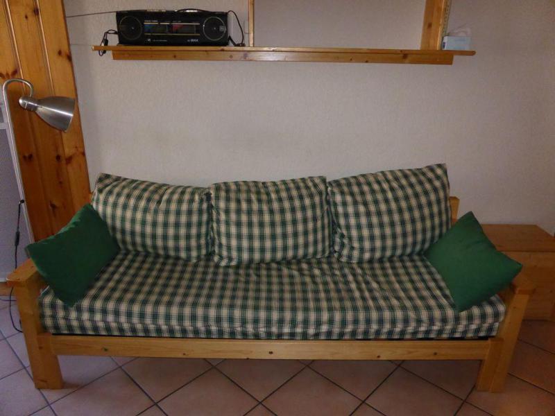 Holiday in mountain resort 3 room apartment sleeping corner 6 people (612) - Résidence les Jardins Alpins - Saint Gervais