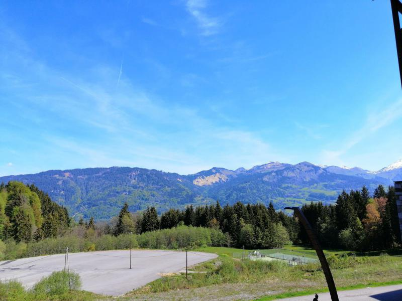 Vacances en montagne Appartement 2 pièces 6 personnes (03) - Résidence les Jardins Alpins - Morillon