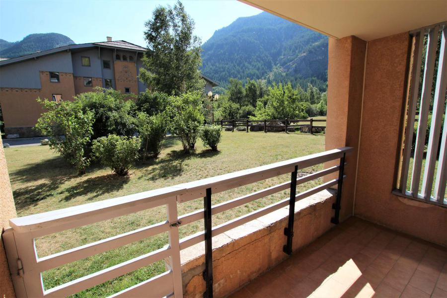 Vacances en montagne Studio cabine 4 personnes (648) - Résidence les Jardins Alpins - Serre Chevalier