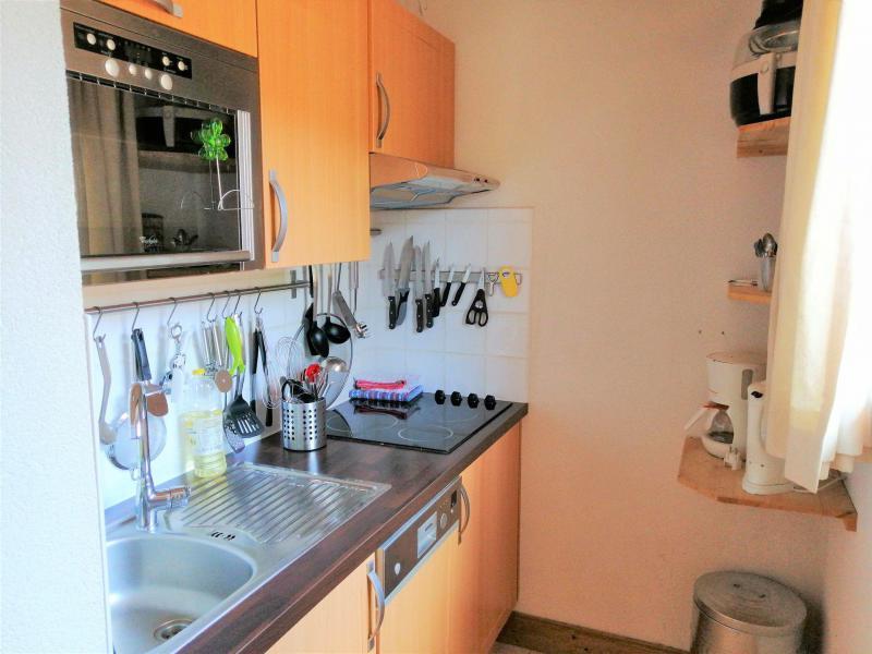 Vacances en montagne Appartement 3 pièces 6 personnes (JABB06) - Résidence les Jardins Alpins - Morillon - Cuisine