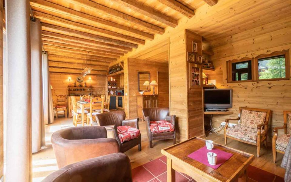 Wakacje w górach Apartament 4 pokojowy 8 osób (GL147) - Résidence les Jardins d'Hiver - Valmorel