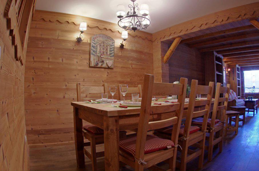 Wakacje w górach Apartament 4 pokojowy 8 osób (G396) - Résidence les Jardins d'Hiver - Valmorel