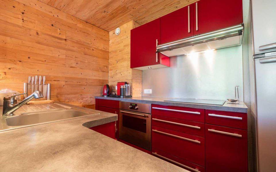 Wakacje w górach Apartament 4 pokojowy 6 osób (G430) - Résidence les Jardins d'Hiver - Valmorel