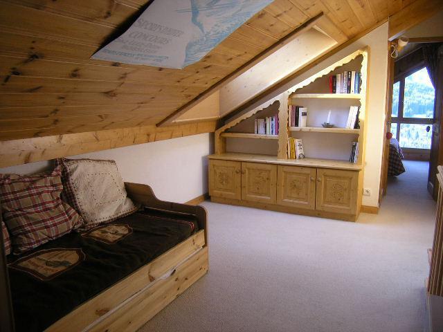 Vacances en montagne Appartement duplex 4 pièces 8 personnes (C18) - Résidence les Jardins d'Hiver - Méribel - Mezzanine
