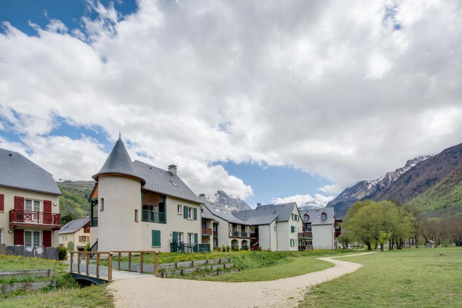Location au ski Résidence les Jardins de Balnéa - Peyragudes - Extérieur été