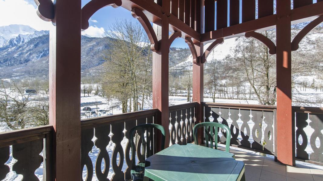 Vacances en montagne Résidence les Jardins de Balnéa - Peyragudes - Balcon
