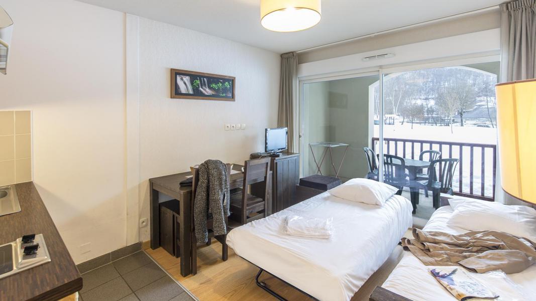 Urlaub in den Bergen Résidence les Jardins de Balnéa - Peyragudes - Schlafzimmer