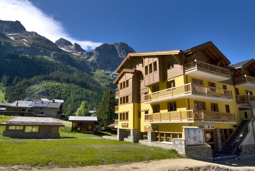 Vacances en montagne Résidence les Jardins de la Vanoise - Pralognan-la-Vanoise - Extérieur été