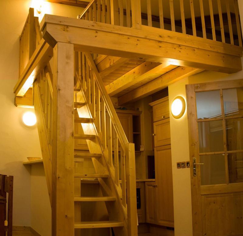Urlaub in den Bergen Résidence les Jardins de la Vanoise - Pralognan-la-Vanoise - Zwischengeschoss