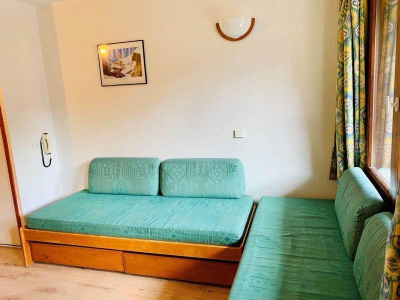 Vacances en montagne Appartement 2 pièces 4 personnes (32) - Résidence les Jardins de Val - Val d'Isère - Séjour
