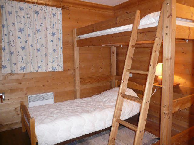 Vacances en montagne Appartement 3 pièces 6 personnes (B7) - Résidence les Jardins du Morel - Méribel - Logement