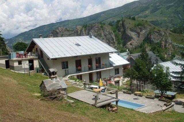 Location au ski Residence Les Jonquilles - Valloire - Extérieur été