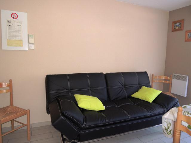 Vakantie in de bergen Appartement 2 kabine kamers 4 personen (M7) - Résidence les Jonquilles - Châtel