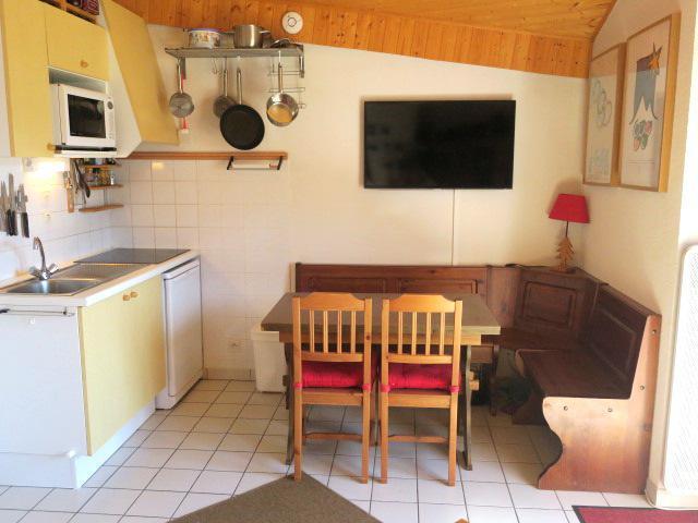 Vacances en montagne Appartement 2 pièces coin montagne 5 personnes (M24) - Résidence les Jonquilles - Châtel