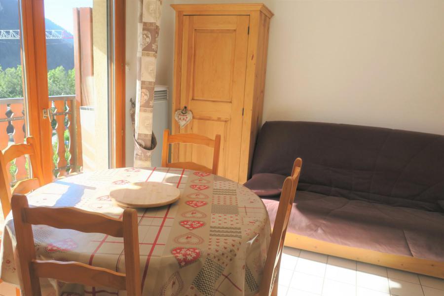 Vacances en montagne Studio coin montagne 4 personnes (C11) - Résidence les Jonquilles - Châtel - Séjour