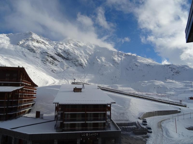 Vacances en montagne Studio coin montagne 3 personnes (410) - Résidence les Lanchettes - Les Arcs