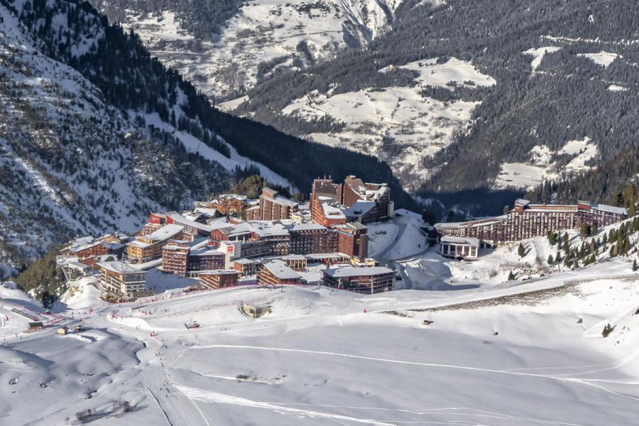 Vacances en montagne Studio coin montagne 3 personnes (203) - Résidence les Lanchettes - Les Arcs