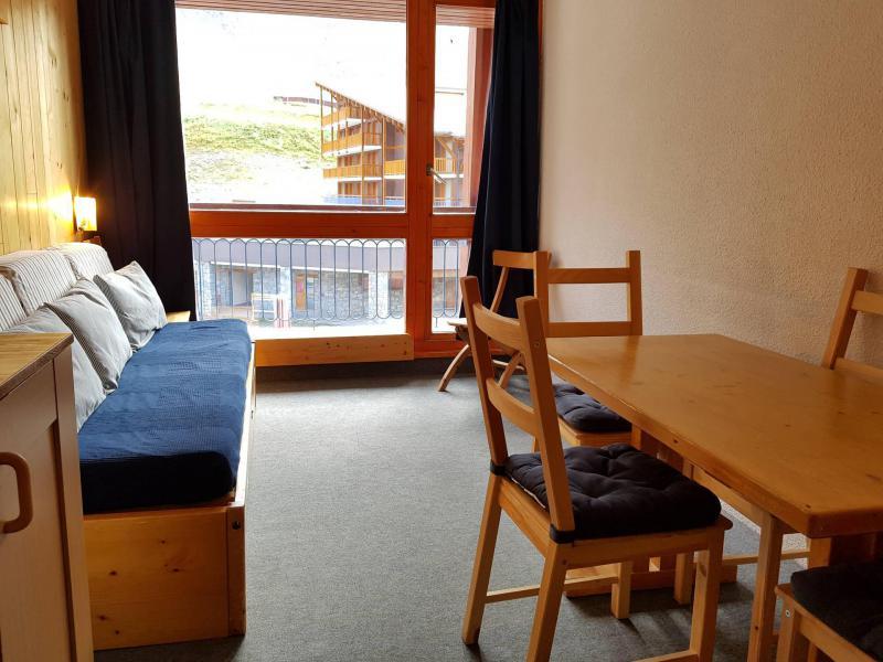 Vacances en montagne Studio coin montagne 3 personnes (203) - Résidence les Lanchettes - Les Arcs - Logement