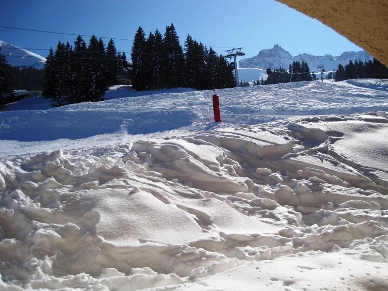 Vacances en montagne Résidence les Lauzes - Valmorel
