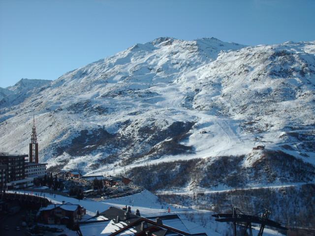 Vacances en montagne Résidence les Lauzes - Les Menuires