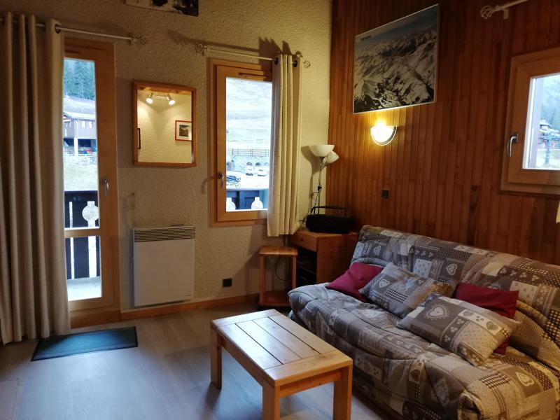 Vacances en montagne Appartement 3 pièces 6 personnes (023) - Résidence les Lauzes - Valmorel