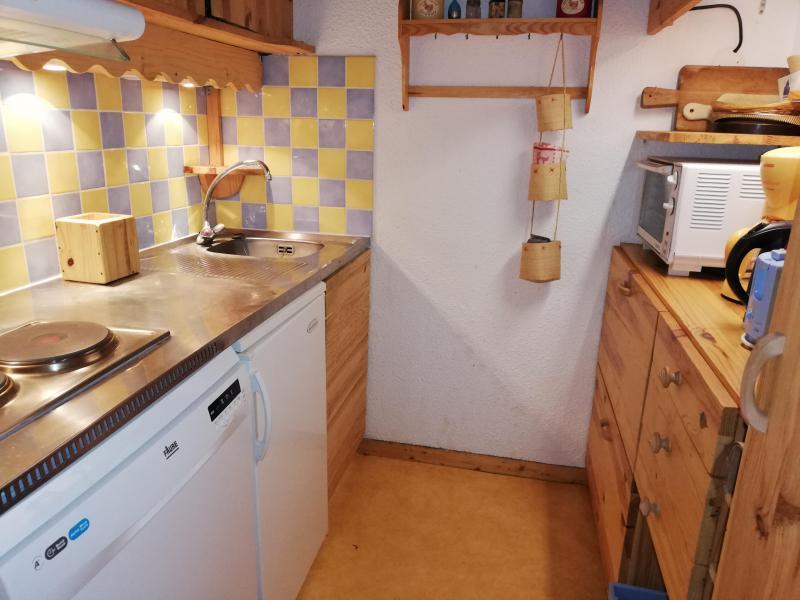 Vacances en montagne Appartement 2 pièces 4 personnes (047) - Résidence les Lauzes - Valmorel
