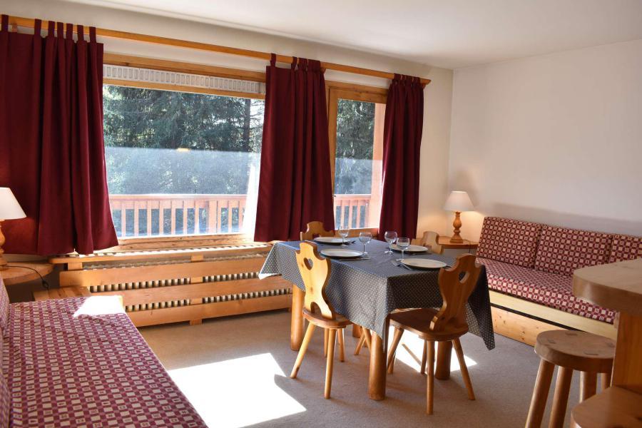 Holiday in mountain resort Studio 4 people (27) - Résidence les Lauzes - Méribel