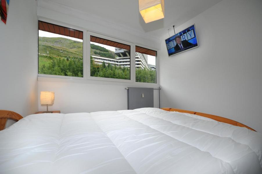 Vacances en montagne Appartement 2 pièces 4 personnes (8) - Résidence les Lauzes - Les Menuires - Chambre