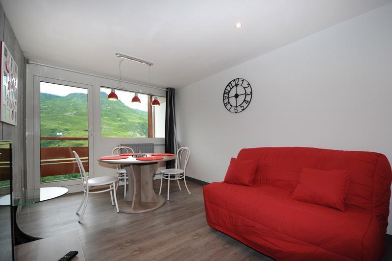 Vacances en montagne Appartement 2 pièces 4 personnes (8) - Résidence les Lauzes - Les Menuires - Fauteuil