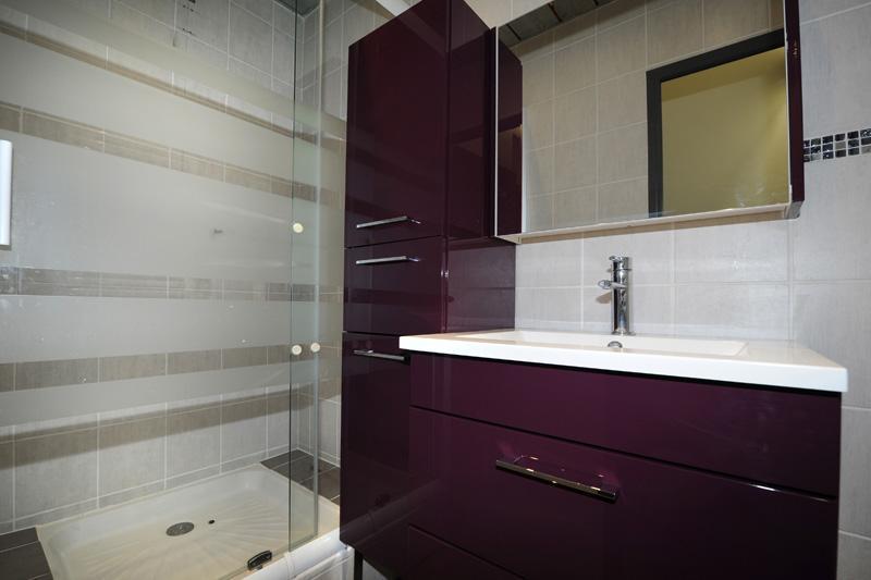 Vacances en montagne Appartement 2 pièces 4 personnes (8) - Résidence les Lauzes - Les Menuires - Salle de bains