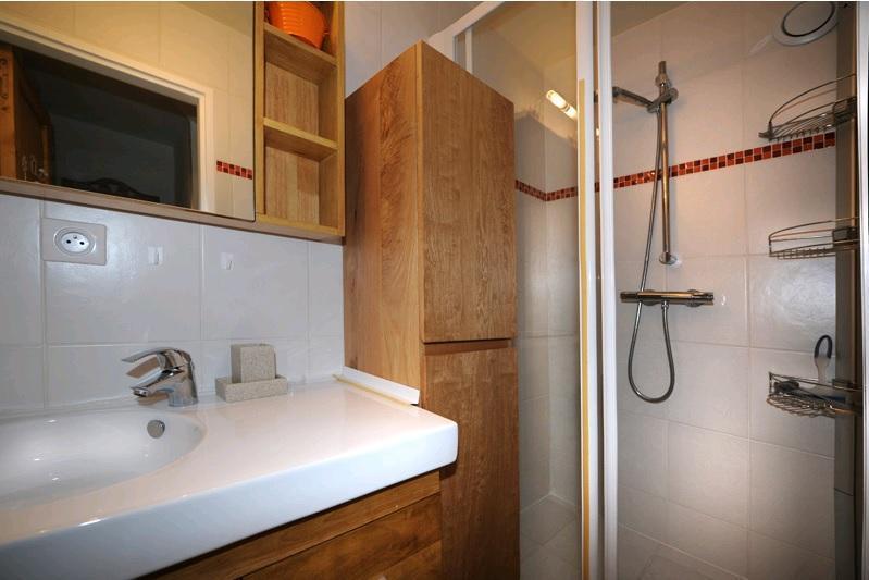 Vacances en montagne Appartement 2 pièces 5 personnes (D3) - Résidence les Lauzes - Les Menuires - Salle de bains