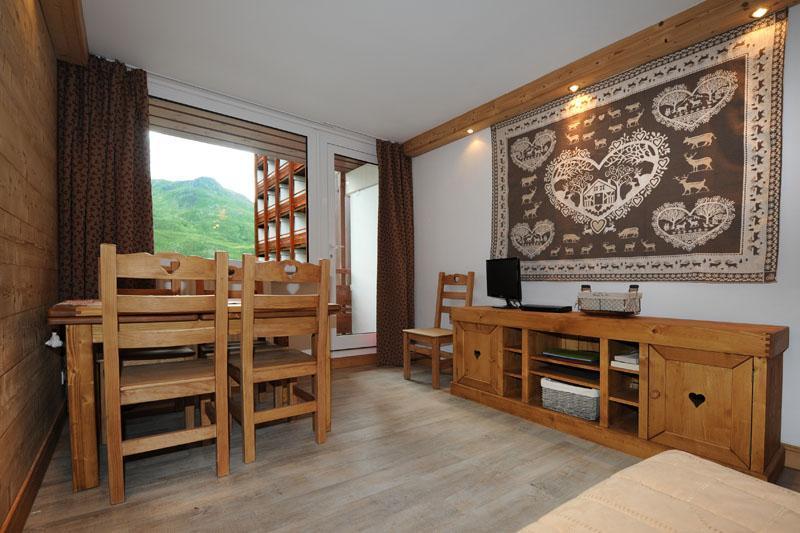 Vacances en montagne Appartement 2 pièces 5 personnes (D3) - Résidence les Lauzes - Les Menuires - Séjour