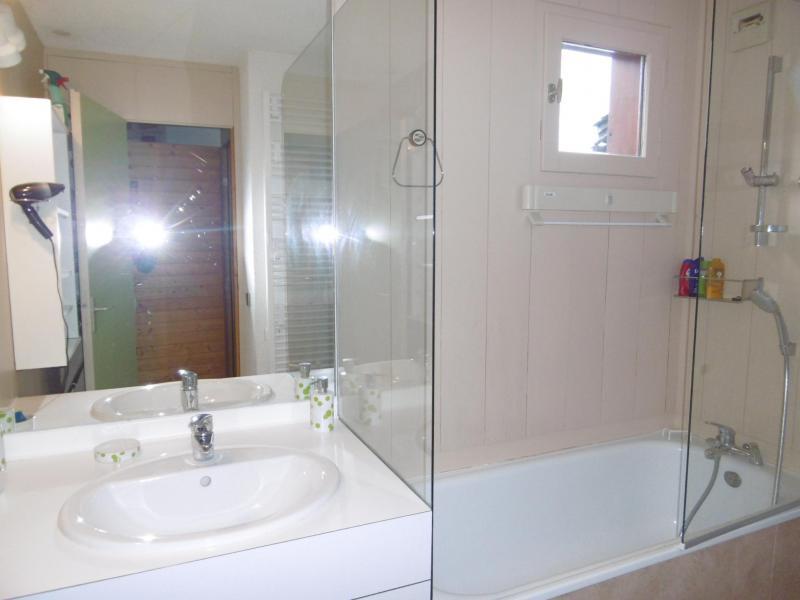 Vacances en montagne Appartement 3 pièces 6 personnes (023) - Résidence les Lauzes - Valmorel - Salle de bains