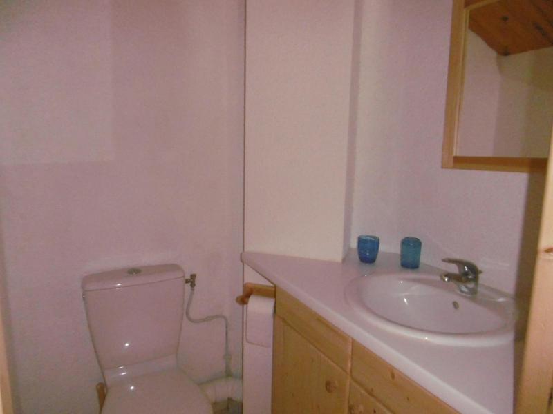 Vacances en montagne Appartement 3 pièces 6 personnes (023) - Résidence les Lauzes - Valmorel - Wc