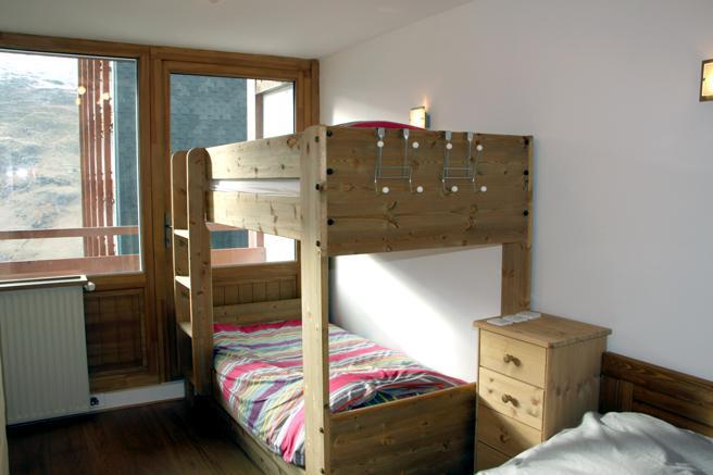 Vacances en montagne Appartement duplex 3 pièces 8 personnes (D1) - Résidence les Lauzes - Les Menuires - Chambre