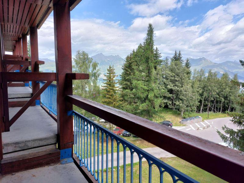 Location au ski Studio coin montagne 5 personnes (1605) - Résidence les Lauzières - Les Arcs - Extérieur été