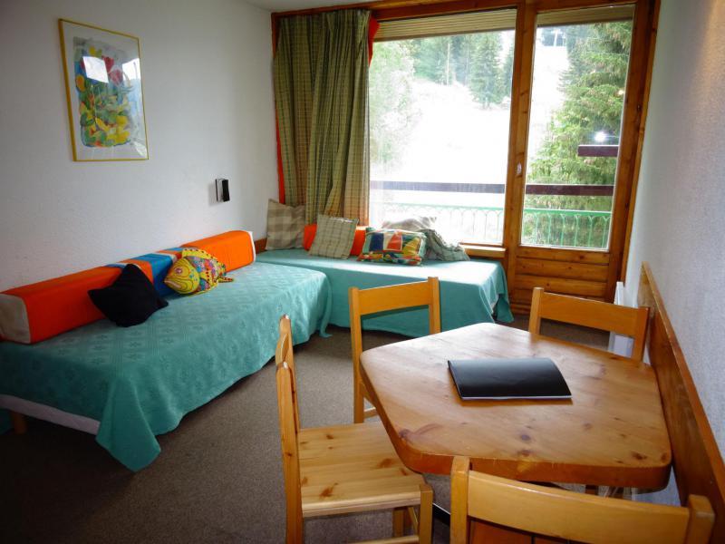 Vacances en montagne Studio coin montagne 5 personnes (052) - Résidence les Lauzières - Les Arcs