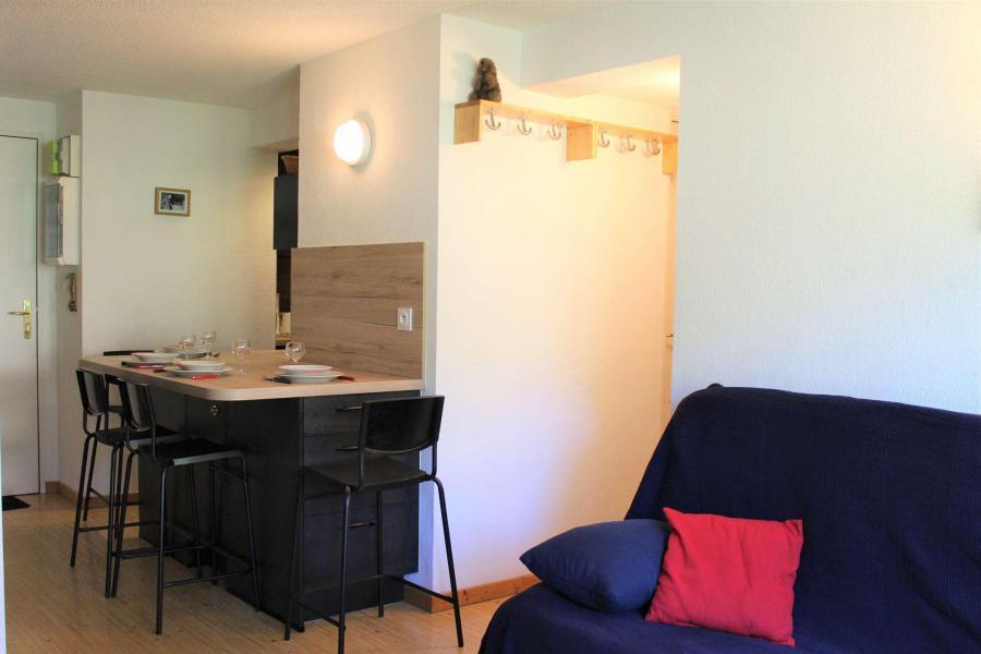 Wakacje w górach Apartament 2 pokojowy z alkową 4 osoby (505) - Résidence les Lofts - Vars - Pokój gościnny