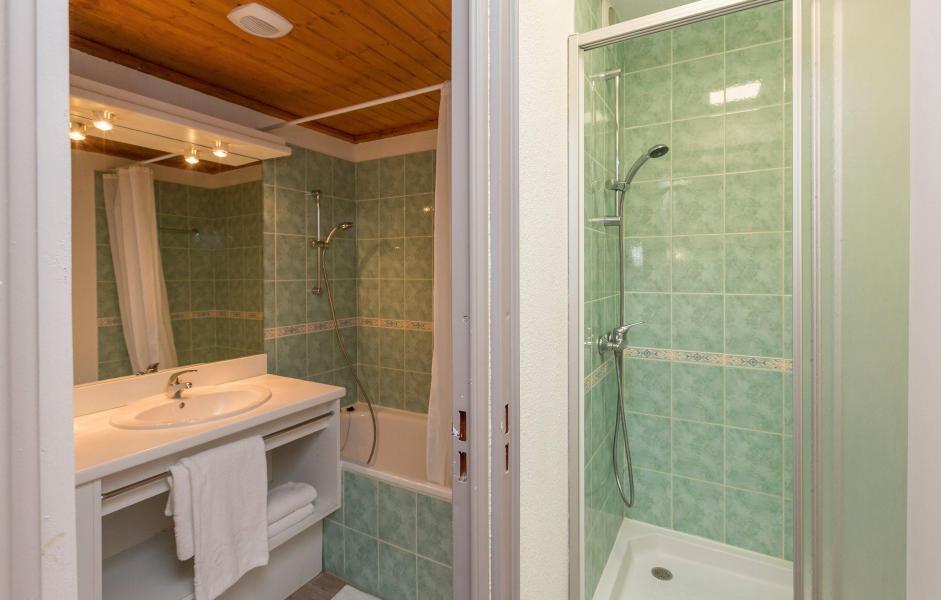 Vacances en montagne Résidence les Lumières des Neiges - Valmeinier - Salle de bains