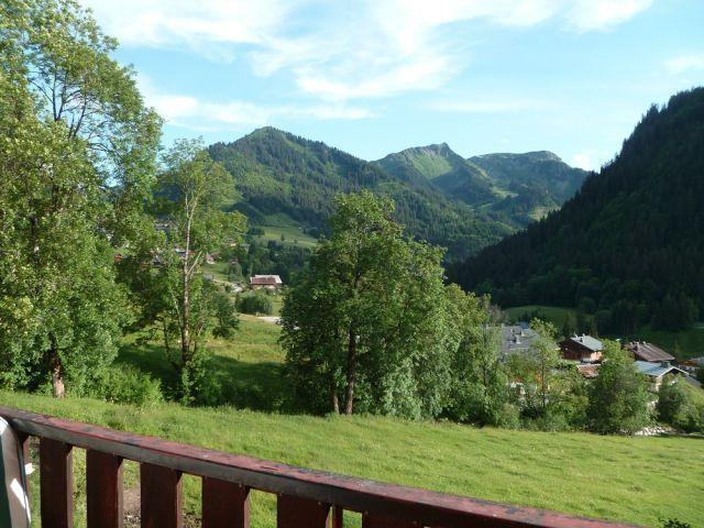 Vacaciones en montaña Apartamento cabina 3 piezas para 6 personas (MAR001) - Résidence les Marguerites - Châtel