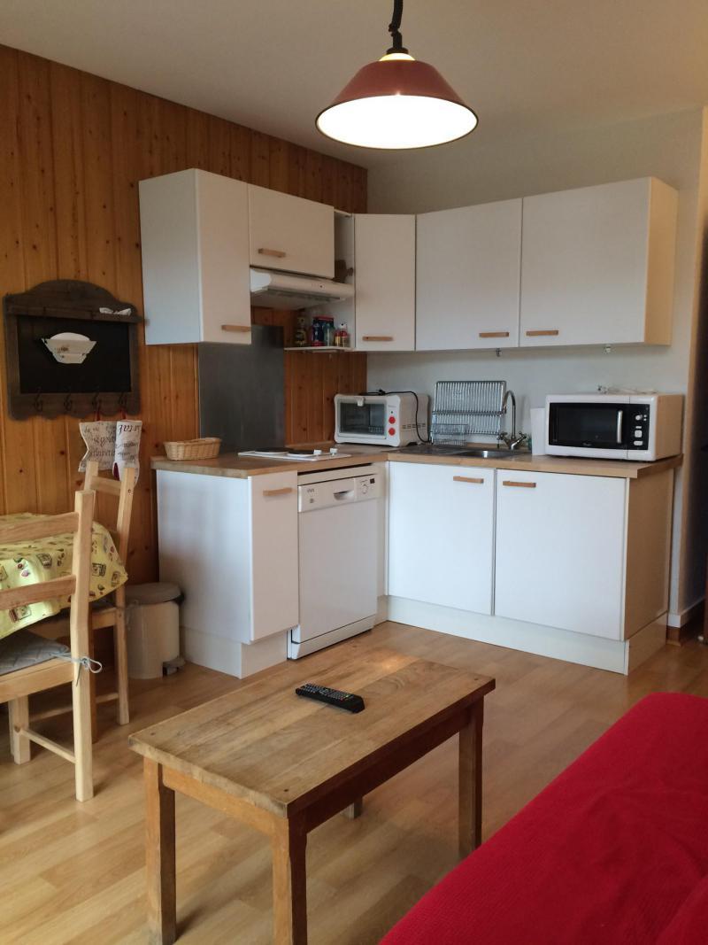Vacaciones en montaña Apartamento 2 piezas cabina para 5 personas (35) - Résidence les Marmottes - Villard de Lans