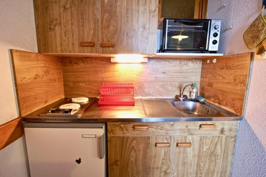 Vacances en montagne Appartement 2 pièces cabine 6 personnes (111) - Résidence les Marmottes A1 - Chamrousse - Kitchenette
