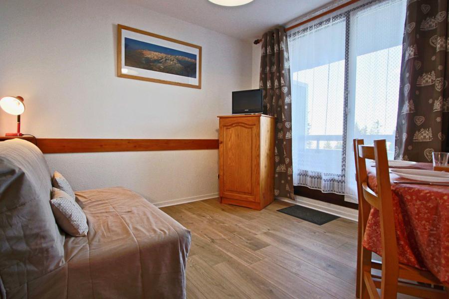 Vacances en montagne Appartement 2 pièces cabine 6 personnes (111) - Résidence les Marmottes A1 - Chamrousse - Séjour